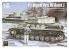 Border model maquette militaire BT-006 Pz.Beob.Wg.IV Ausf.J avec Commandant et figurine Infanterie 1/35