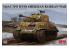 Rye Field Model maquette militaire 5049 M4A3 76W HVSS Sherman Guerre de Corée 1/35