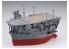 Fujimi maquette plastique bateau 423036 Porte avions japonais Kaga tiré de la bande dessiné Chibimaru