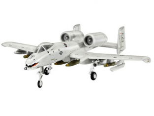 REVELL maquette avion 64054 model set A-10 Thunderbolt II 1/144