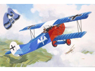 REVELL maquette avion 4194 Fokker D VII 1/72