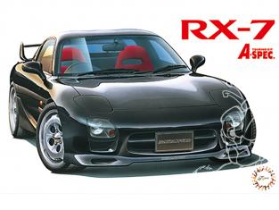 Fujimi maquette voiture 46181 Mazda RX-7 Mazdaspeed Touring kit A-Spec FD3S 1/24