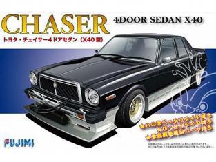 Fujimi maquette voiture 38759 Toyota Chaser 4Door Sedan X40 1/24