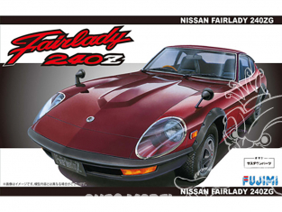 Fujimi maquette voiture 39299 Nissan Fairlady 240ZG 1/24
