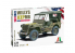 Italeri maquette voiture 3635 Willys Jeep MB 80th Anniversary 1941-2021 1/24