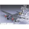 Hasegawa maquette avion 00555 E25 Junkers Ju88A-4 1/72