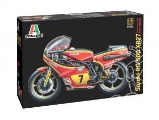 Italeri maquette moto 4644 Suzuki RG 500 XR27 1/9