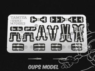 Tamiya photodecoupe avion 12693 Set de Détails F-14 Tomcat 1/48