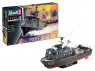Revell bateau 65176 Model Set US Navy SWIFT BOAT Mk.I peintures principale colle et pinceau 1/72