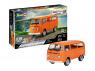 Revell maquette voiture 67667 Model Set VW T2 Bus Easy clic peintures principale colle et pinceau 1/24
