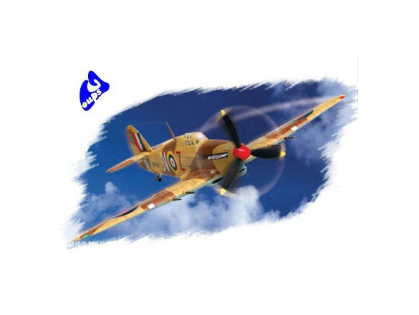 Hobby Boss maquette avion 80216 HURRICANE MK II TORP 1/72