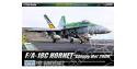 Academy maquette avion 12432 McDonnell Douglas F/A-18C Hornet chippy ho! 2009 1/72