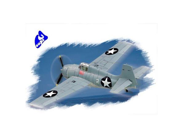 Hobby Boss maquette avion 80220 WILDCAT F4F-4 1/72