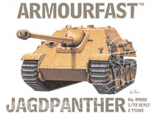 Armourfast maquette militaire 99002 Jagdpanther 1/72