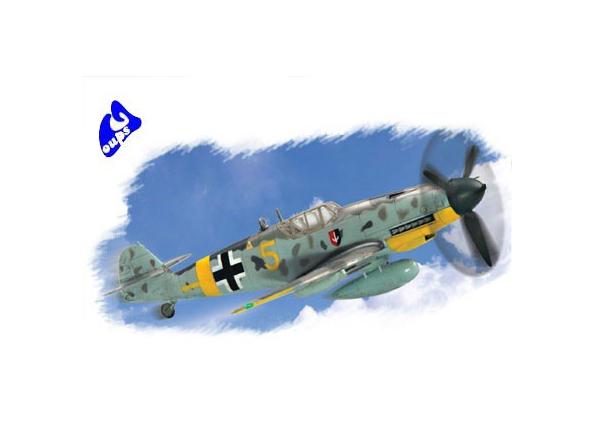 Hobby Boss maquette avion 80223 Messerschmitt Bf109 G-2 1/72
