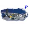 Hobby Boss maquette avion 80226 Messerschmitt Bf109 G-6 (tardif)