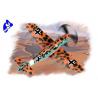 Hobby Boss maquette avion 80254 Messerschmitt Bf109E-4/7 1/72