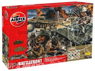 Airfix maquette militaire 50009 WWI Battle Front Gift Set t 1/76