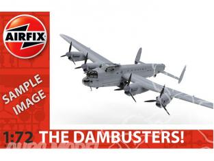 Airfix maquette avion 50138 Dambusters Lancaster Gift Set 1/72