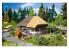 Faller 130534 Cour de Forêt-Noire avec toit en paille HO