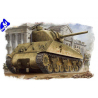 Hobby Boss maquette militaire 84803 M4A3 1/48