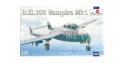Amodel maquettes avion 72207 De Havilland 100 VAMPIRE MK1 1/72