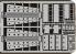 EDUARD photodecoupe 32221 P-40K Gun Bay 1/32