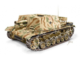ARMOURFAST maquette militaire 99029 STUL G 33B 1/72