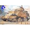 Hasegawa maquette militaire 31105 MEDIUM TANK M3 GRANT Mk.I 1/72
