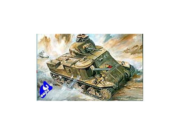 Hasegawa maquette militaire 31104 MEDIUM TANK M3 LEE Mk.I 1/72