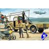 Hasegawa maquette militaire 31117 STARTER TRUCK TOYOTA GB 1/72
