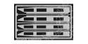 Eduard photodecoupe militaire TP032 Sd.Kfz.251/D Stovage Box 1/35