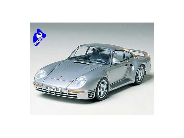 tamiya maquette voiture 24065 porsche 959 1/24