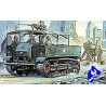 Hasegawa maquette militaire 31123 HIGH SPEED TRACTOR M5 1/72