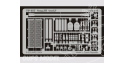 Eduard photodecoupe militaire TP057 Stug III Ausf. F 1/35