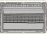EDUARD photodecoupe 32222 P-40K Landing Flaps 1/32