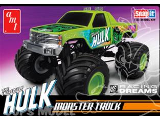 AMT maquette voiture 0792 HULK Monster Truck USA 4x4 1/32