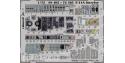 Eduard photodecoupe avion 73405 Interieur F-14A S.A. Hobby Boss 1/72