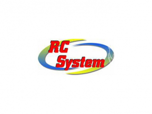 pales de rotor principale inférieur RC System 30054