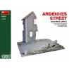 MINI ART maquette militaire 36024 Rue en Ardennes 1/35