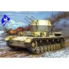 "Hasegawa maquette militaire 31148 20mm FLAKPANZER IV ""WIRBELWIND"