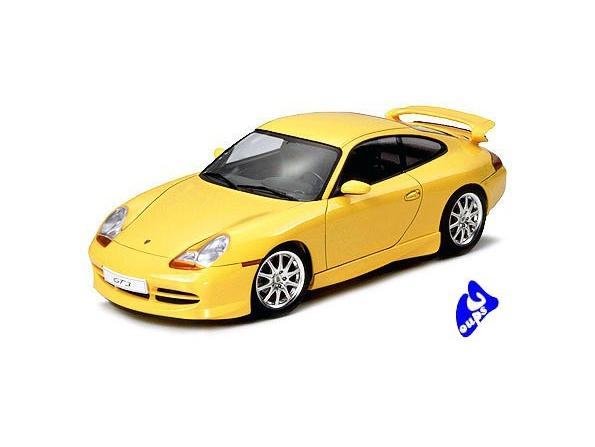 tamiya maquette voiture 24229 porsche gt3 1/24