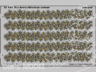 Eduard photodecoupe diorama 73444 Ivy Berry 1/72
