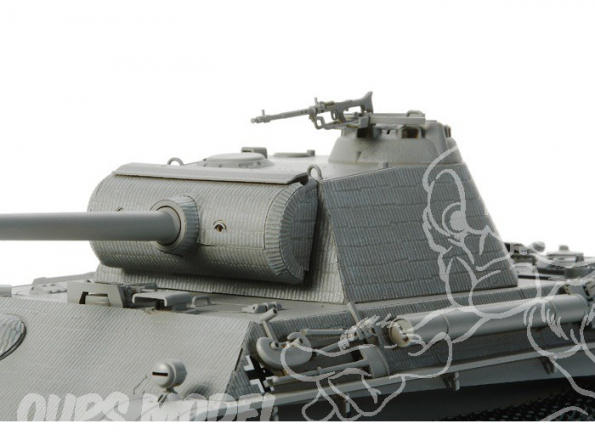 TAMIYA decalques 12646 Stickers Zimmerit Panther G 1/35