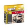 HELLER maquette militaire 49998 VAB 4x4 kit complet 1/72