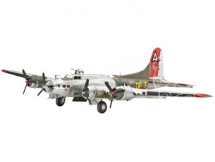 REVELL maquette avion 04283 B-17G Flying Fortress1/72
