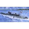 AFV maquette bateau 73514 SOUS-MARIN JAPONAIS I-27 avec SOUS-MARIN DE POCHE A-TARGET 1/350