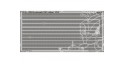Eduard photodecoupe bateau 53094 Balustrades HMS Dreanought 1907 1/350