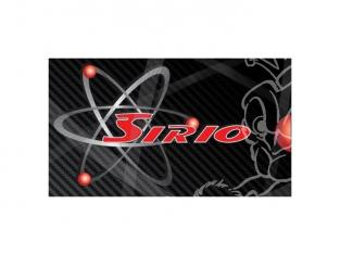 Resonateur (seul sans le coude moteur) PISTE 1/8eme inline SIRIO