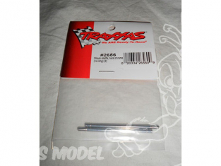 chappes amortisseurs TRAXXAS 2742
